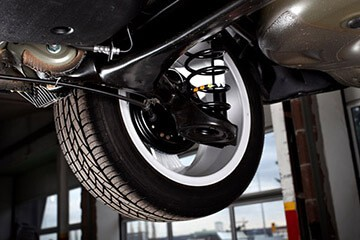 Car-Suspension, Complete Auto Repairs, 617 Hillside Road, Forbury Corner, Dunedin